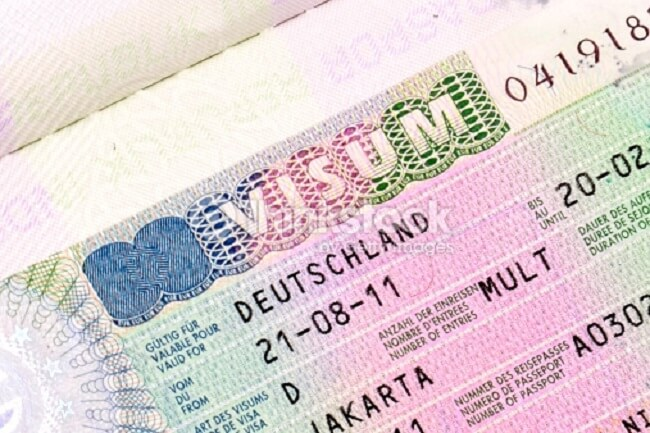 Application process for Germany VISA - Germany VISA