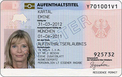 How to get a German Residence Permit?