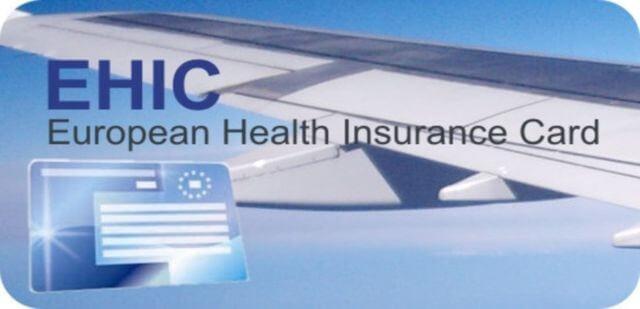 EHIC -European Health Insurance Card