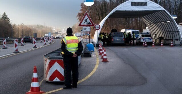 Germany May Soon Reintroduce Border Checks With Switzerland