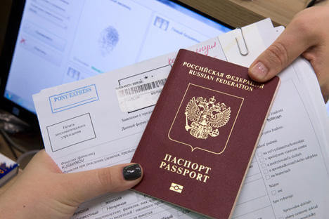 Germany Denies It Issued Visas to Russian Passport Holders from Donbass
