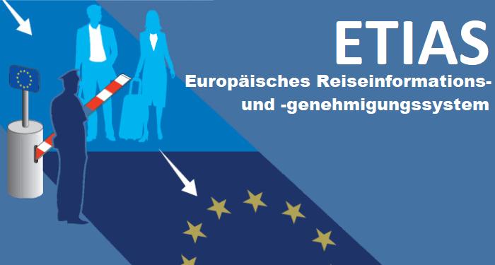ETIAS – Europäisches Reiseinformations- und -genehmigungssystem