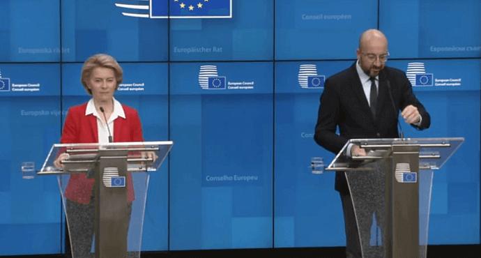 Die EU schließt die Außengrenzen, nachdem Deutschland am Montag wieder Grenzkontrollen zu Nachbarländer eingeführt hat