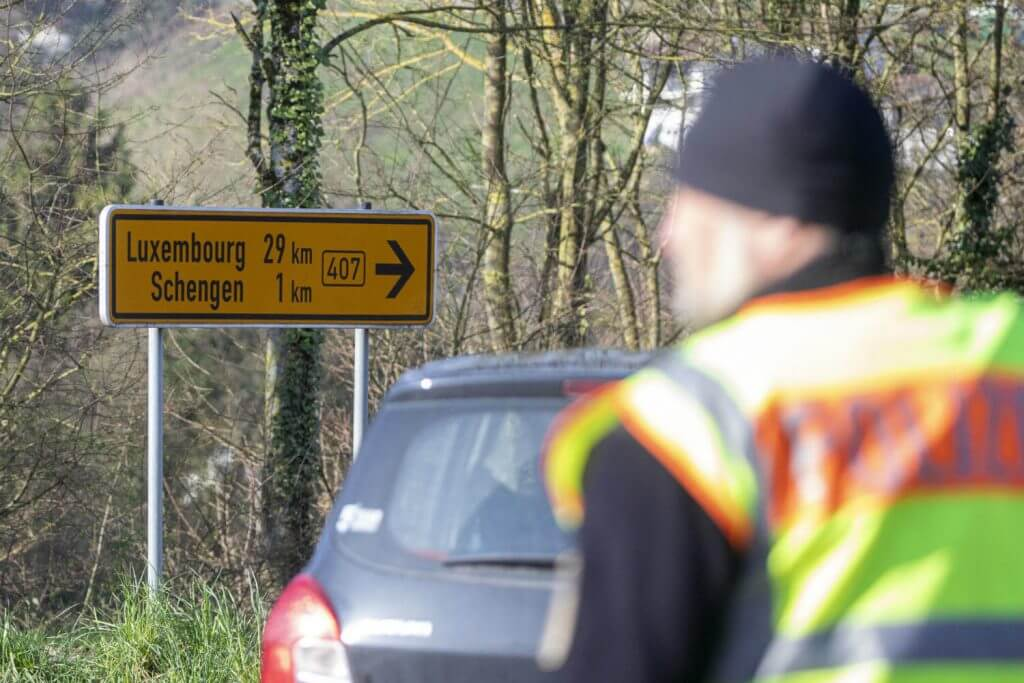 Germany Reopens Border With Luxembourg