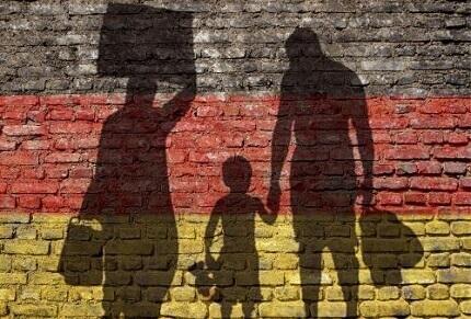 Deutschland erhielt im Jahr 2020 rund 31% weniger erstmaligen Asylanträge